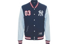 Majestic Lockler Jacket Yankees - Forelle American Sports Equipment