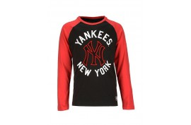 Majestic Youth Raglan L/S Tee Yankees - Forelle American Sports Equipment