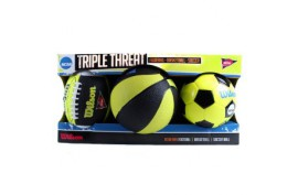 Wilson NCAA Triple Threat - Forelle American Sports Equipment