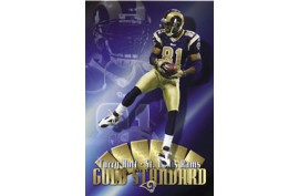 Poster Torry Holt 3598 - Forelle American Sports Equipment