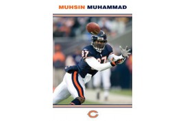 Poster 4037 Bears - Muhammad - Forelle American Sports Equipment