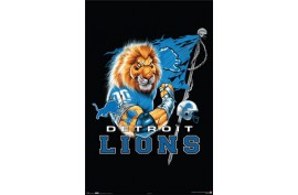 Poster 4109 BG Lions - Forelle American Sports Equipment