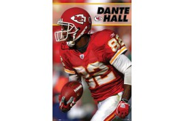 Poster 4056 Chiefs - Hall - Forelle American Sports Equipment