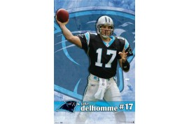 Poster 4036 Panthers - Delhomme - Forelle American Sports Equipment