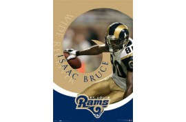 Poster 4047 Rams - Bruce - Forelle American Sports Equipment