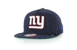 New Era NFL Denim Snap Navy - Forelle American Sports Equipment