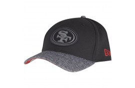 New Era Grey Collection 3930 Black/Grey - Forelle American Sports Equipment