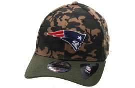 New Era Camo Team Stretch - Forelle American Sports Equipment