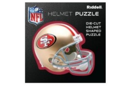 Riddell Helmet Puzzle - Forelle American Sports Equipment
