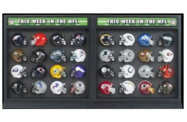 Riddell NFL Match-Up Display - Forelle American Sports Equipment