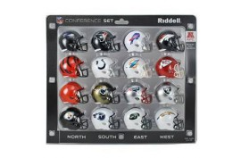 Riddell AFC Speed Pocket Pro Set - Forelle American Sports Equipment