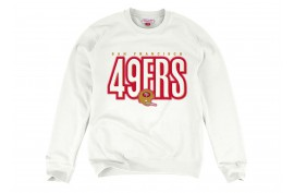 Mitchell & Ness Retro Blur Crew Coloured - Forelle American Sports Equipment