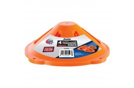 Franklin High Visibility Training Discs (set of 4) - Forelle American Sports Equipment