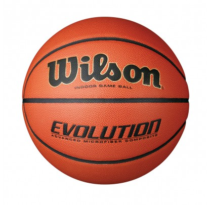 Wilson Evolution Game Ball - Forelle American Sports Equipment