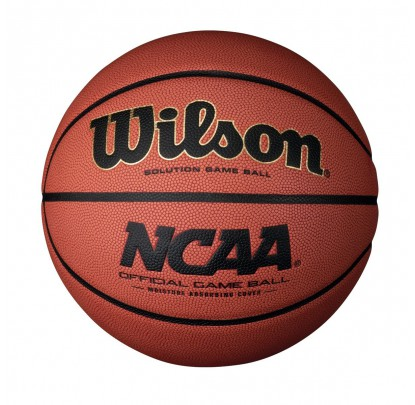 Wilson NCAA Solution Game Ball (WTB0700) - Forelle American Sports Equipment