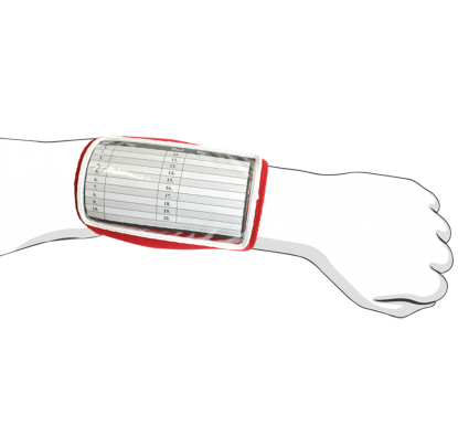 Cutters Playmaker Wristcoach - Forelle American Sports Equipment