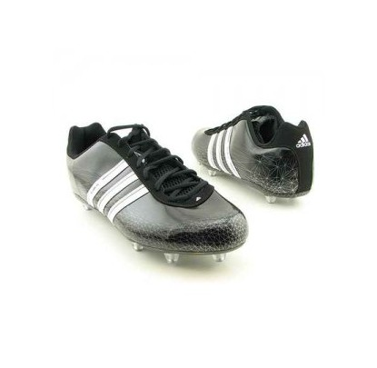 Adidas Scorch 7 D Low Blk/Wht - Forelle American Sports Equipment