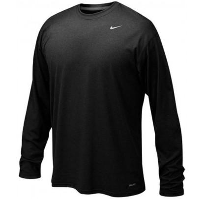 Nike Legend Poly Top Long Sleeve - Forelle American Sports Equipment