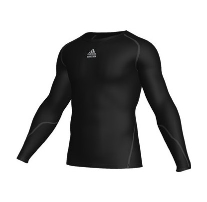 Adidas Tech Fit Long Sleeve Top - Forelle American Sports Equipment