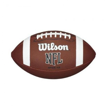 Wilson WTF1858XB NFL Bin Ball Official - Forelle American Sports Equipment