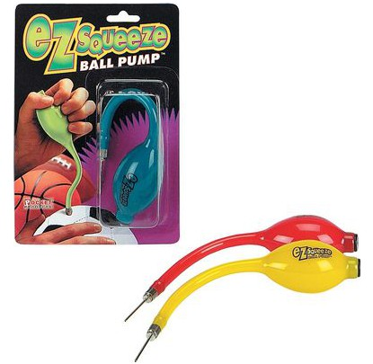EZ Squeeze Ball Pump - Forelle American Sports Equipment