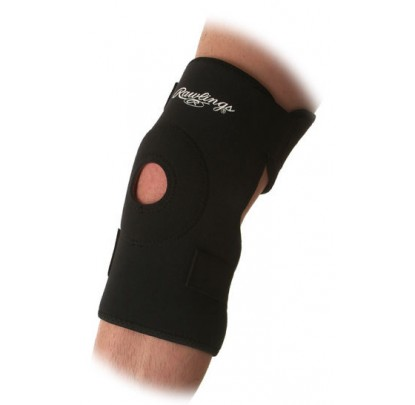 Rawlings Neoprene Open Knee Support (RG437) - Forelle American Sports Equipment