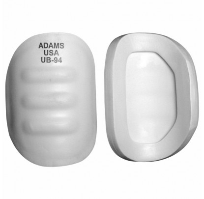 Adams Thigh Pad Set Universal w/Bumper, Pairs (UB94) - Forelle American Sports Equipment