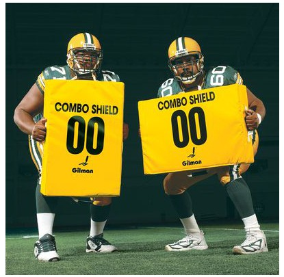 Gilman Combo Shield - Forelle American Sports Equipment