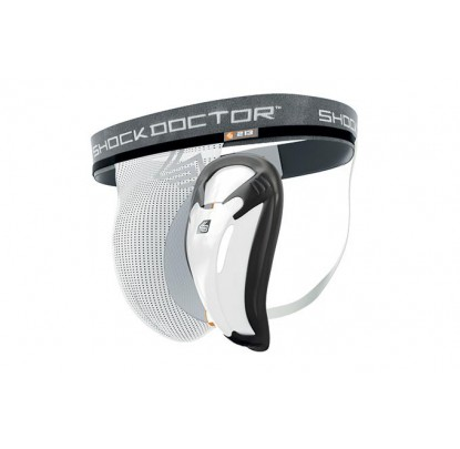 Shock Doctor Men's Supporter w/Bioflex Cup 213 - Forelle American Sports Equipment