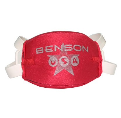 Benson Chinstrap Sleeve - Forelle American Sports Equipment