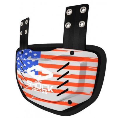 Shock Doctor Backplate - Forelle American Sports Equipment