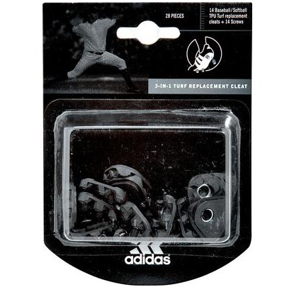 Adidas Replacement Cleats Turf - Forelle American Sports Equipment