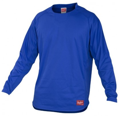 Rawlings UDFP3 Dugout Pullover - Forelle American Sports Equipment