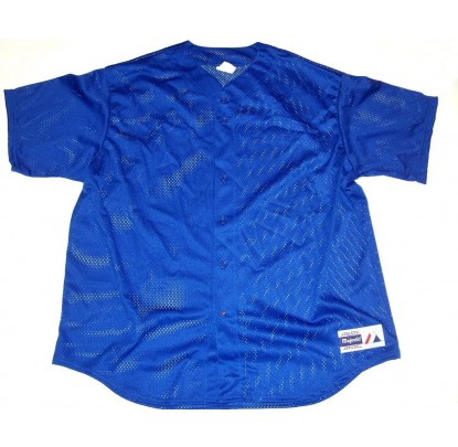 Majestic Adult Mesh Jersey (6540) - Forelle American Sports Equipment
