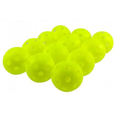 Rawlings 5 Inch Plastic Small Balls (12 pk) - Forelle American Sports Equipment
