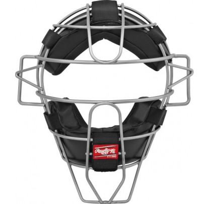 Rawlings LWMX2 Hollow Wire Umpire Mask - Forelle American Sports Equipment