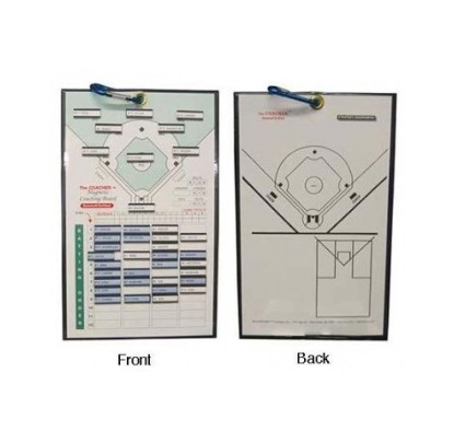 Markwort Frame-Less Coacher Magnetic Board (C7000) - Forelle American Sports Equipment