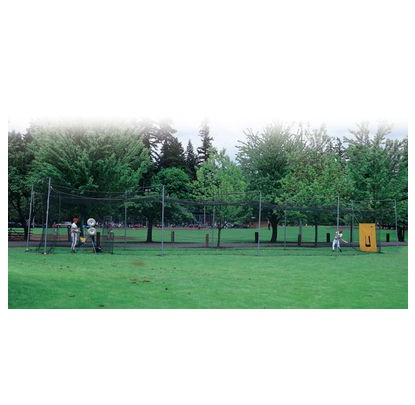 70 Foot Frame, 3 standing posts - Forelle American Sports Equipment