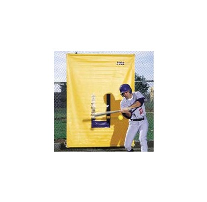 Jugs Back Drop/Pitcher's Trainer (A0010) - Forelle American Sports Equipment