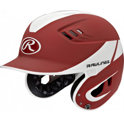 Rawlings R16A2J Two Tone Junior Helmet - Forelle American Sports Equipment