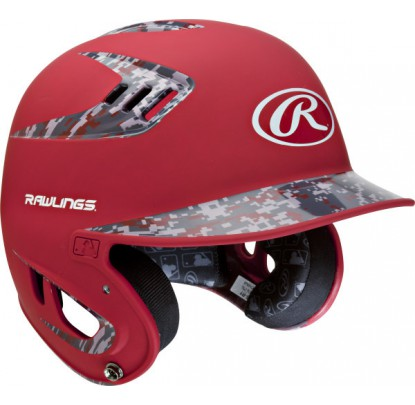 Rawlings S80XMCS 80MPH Two Tone Helmet - Forelle American Sports Equipment