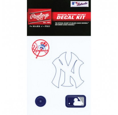 Rawlings MLBDC Decal Kit - Forelle American Sports Equipment