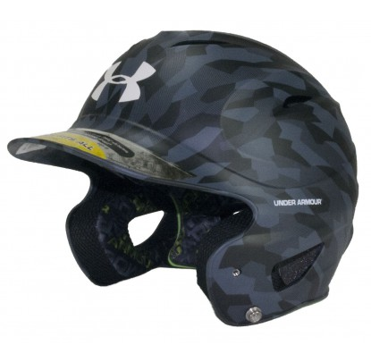 Under Armour UABH100-FC/D Fragmented Camo Helmet - Forelle American Sports Equipment