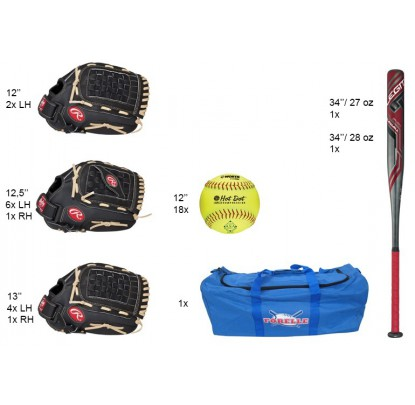 Starter Package Washington - Forelle American Sports Equipment