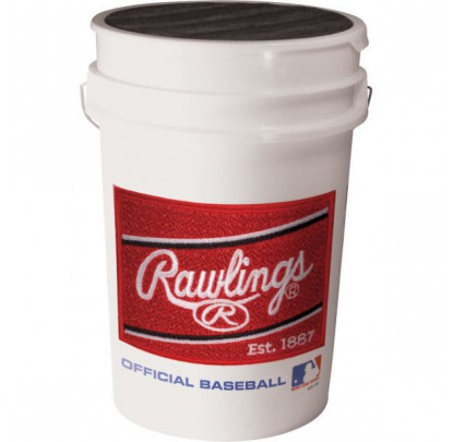Rawlings Ball Bucket - Forelle American Sports Equipment