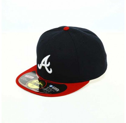 New Era 59Fifty Atlanta Braves - Forelle American Sports Equipment