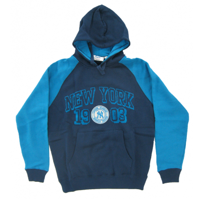Majestic Riverdale Hooded Yankees - Forelle American Sports Equipment