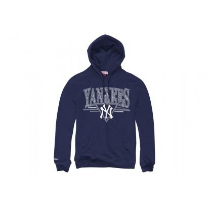 Mitchell & Ness Abstract Vibes Pullover Hoody - Forelle American Sports Equipment