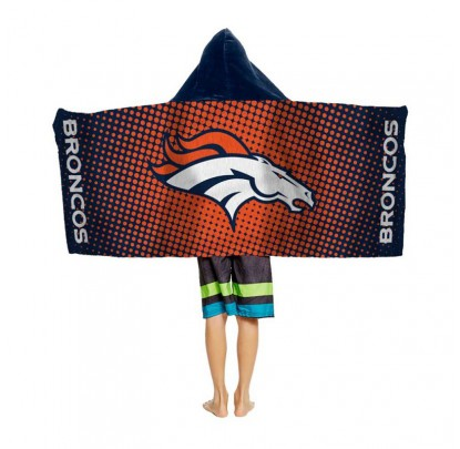 TNC Youth Hooded Beach Towel - Forelle American Sports Equipment