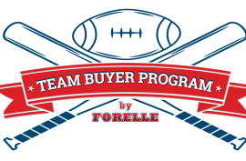 Get reduced prices on collective orders! - Forelle American Sports Equipment